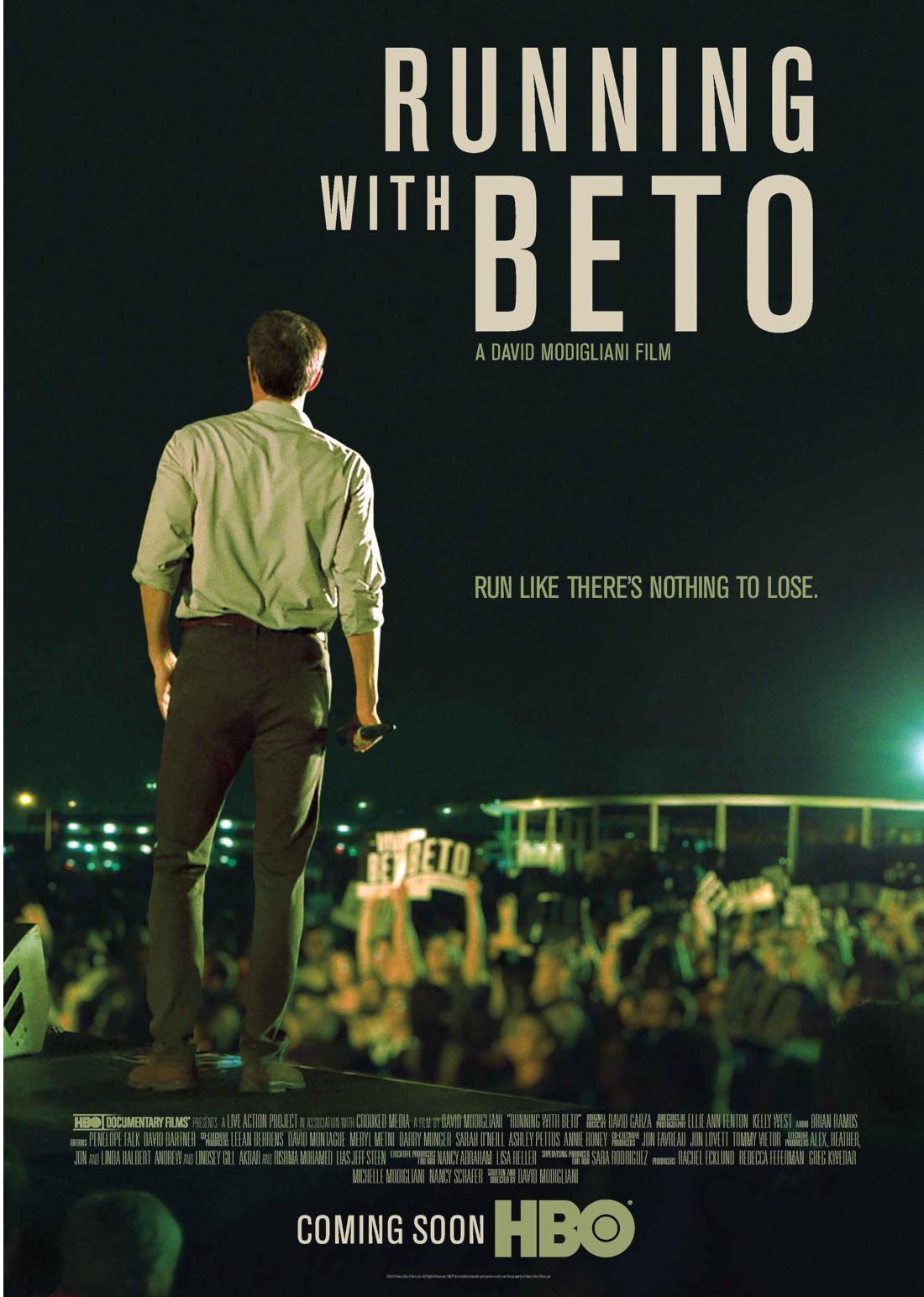 Betova senátní kampaň
