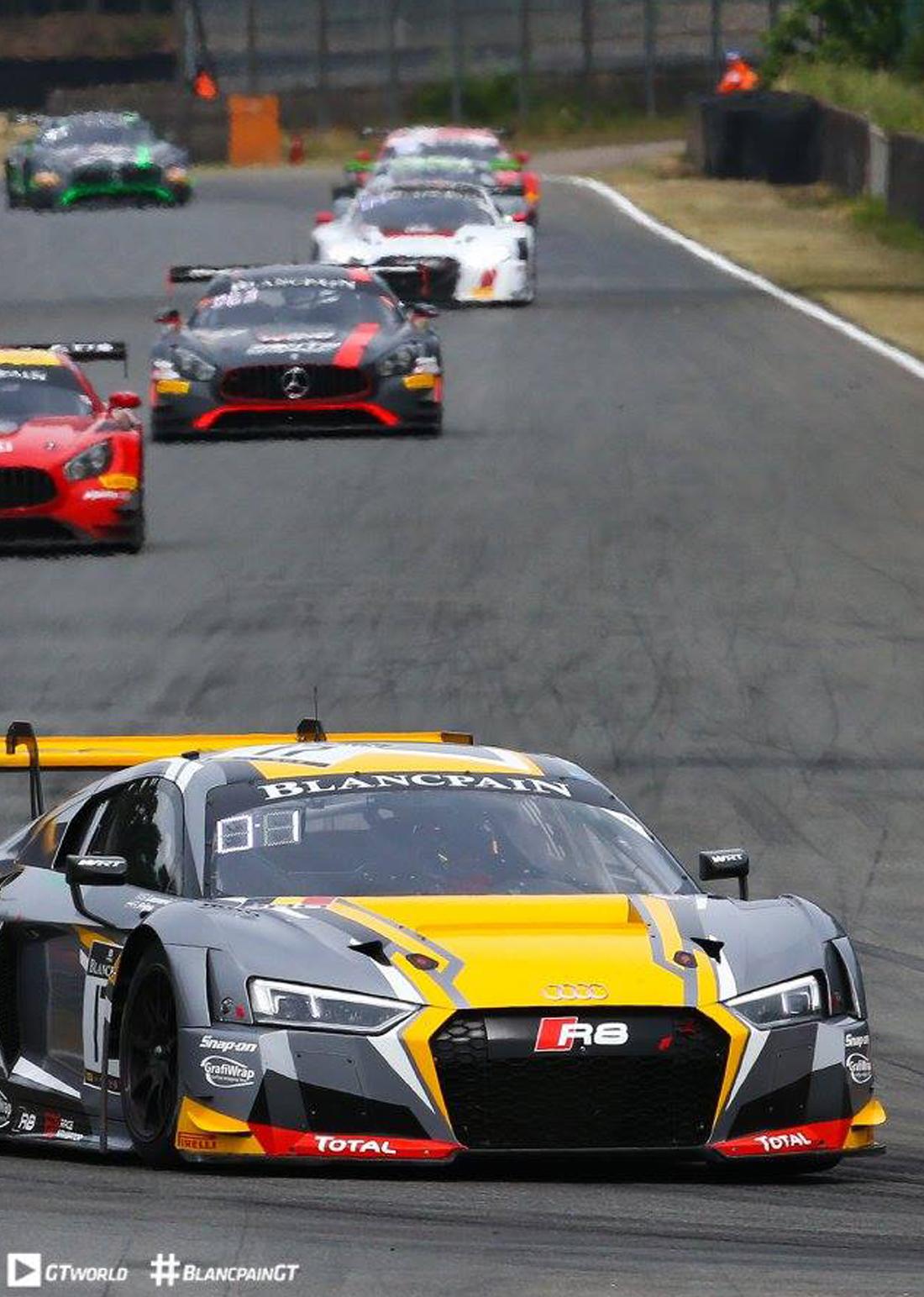 Závody v GT