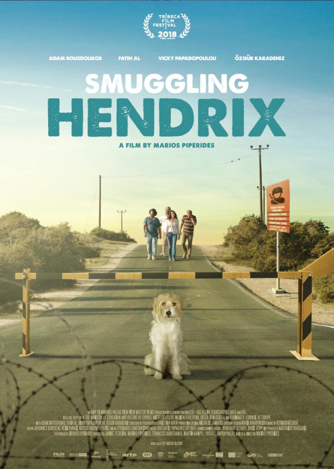 Pašování Hendrixe