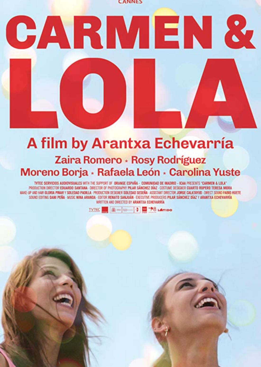 Carmen a Lola