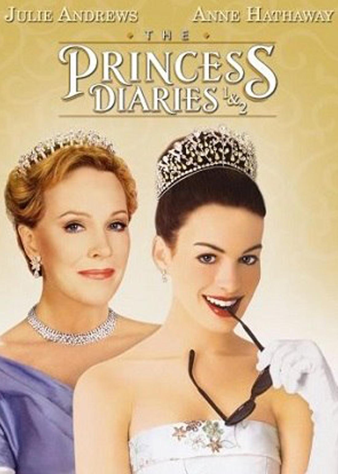 Deník princezny