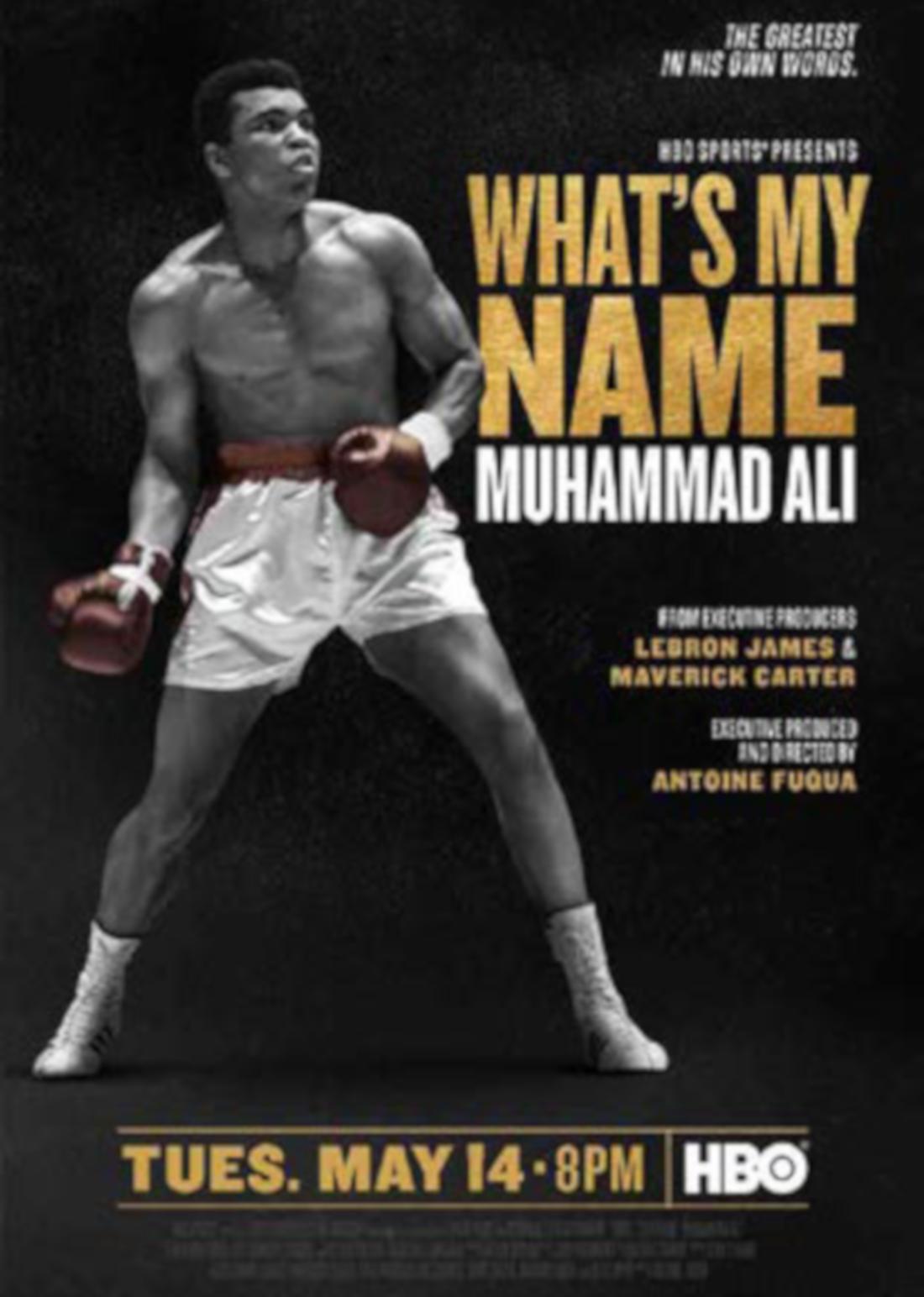 Jak se jmenuji: Muhammad Ali