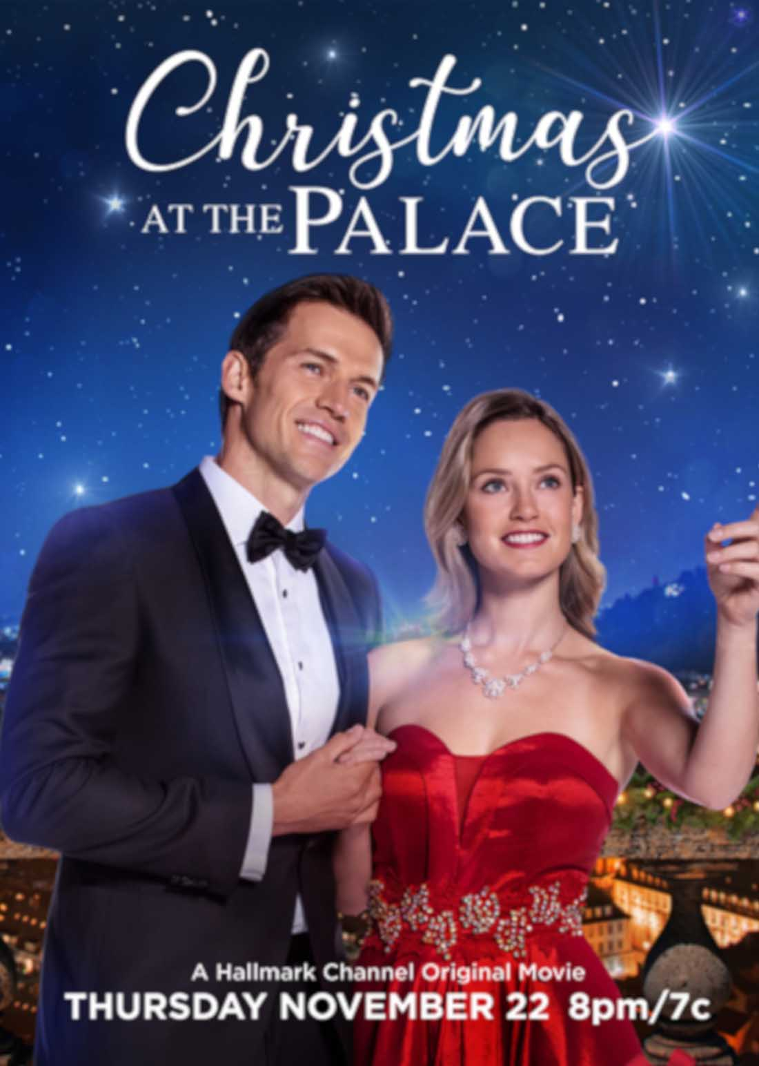 Vánoce v paláci