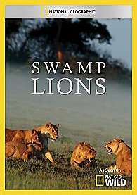 Lvi z močálů